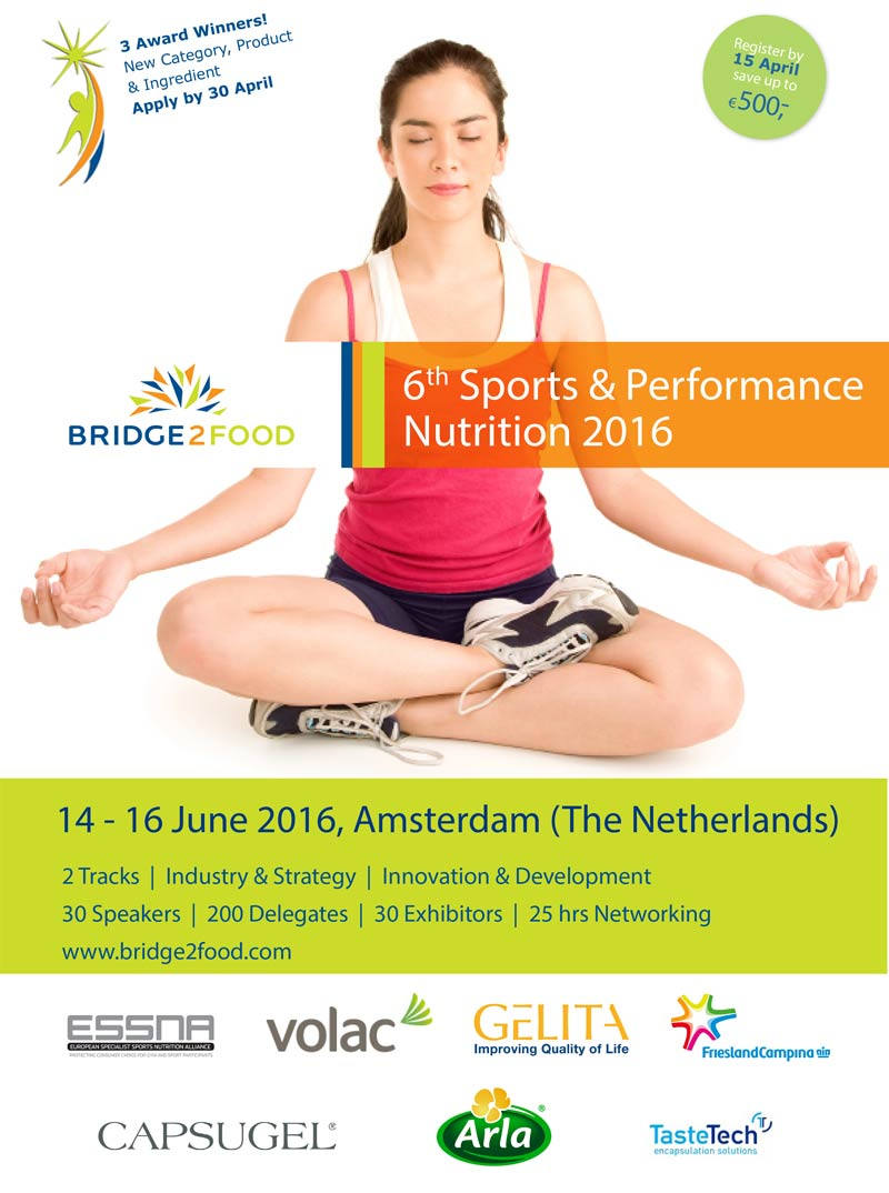 6th sports amp performance nutrition 2016