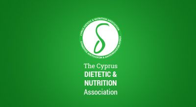 Cyprus dietetic and nutrition association logo