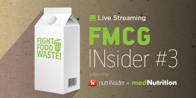 FMCG Insider #3: Fight Food Waste