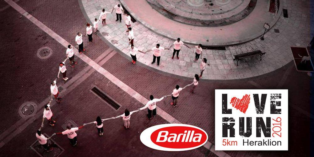 barilla love run