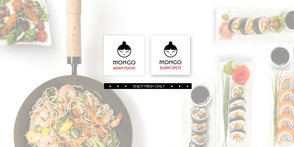mongo logo food preparation