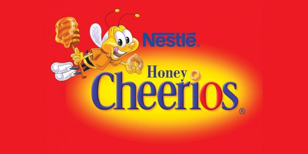 Honey Cheerios logo